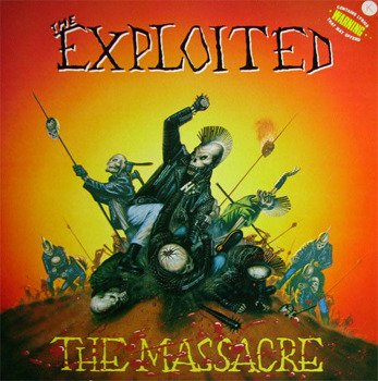 EXPLOITED: THE MASSACRE (2LP VINYL)