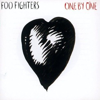 FOO FIGHTERS : ONE BY ONE (CD)