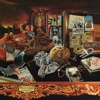 FRANK ZAPPA: OVER-NITE SENSATION (CD)
