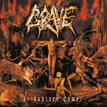 GRAVE: AS RAPTURE COMES (CD)