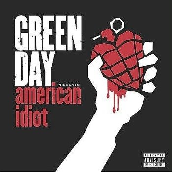 GREEN DAY : AMERICAN IDIOT (CD)