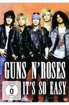 GUNS N' ROSES: IT'S SO EASY (DVD)