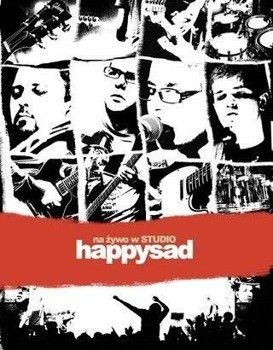 HAPPYSAD: NA ŻYWO W STUDIO (CD/DVD)