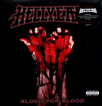 HELLYEAH: BLOOD FOR BLOOD (CD)