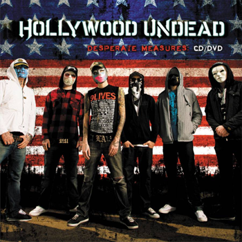 HOLLYWOOD UNDEAD: DESPERATE MEASURES (CD+DVD)