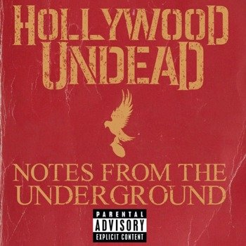 HOLLYWOOD UNDEAD: NOTES FROM THE UNDERGROUND (CD)