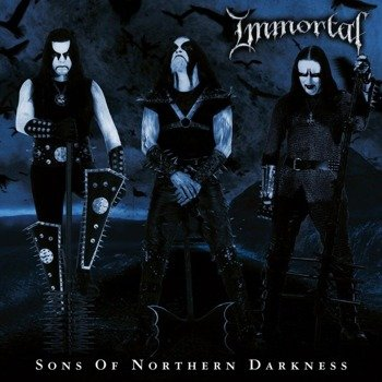 IMMORTAL:  SONS OF NORTHERN DARKNESS (CD)