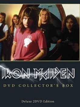 IRON MAIDEN: DVD COLLECTORS BOX (2DVD)