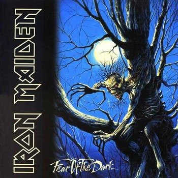 IRON MAIDEN: FEAR OF THE DARK (CD)