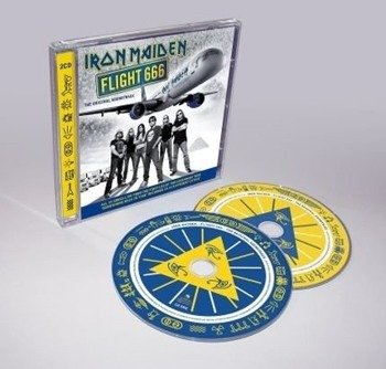 IRON MAIDEN: FLIGHT 666 (2CD)