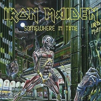 IRON MAIDEN: SOMEWHERE IN TIME (CD)
