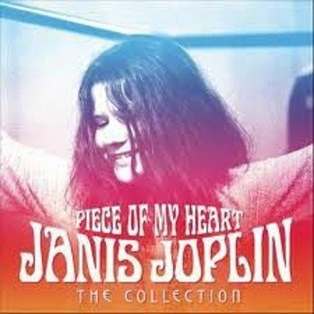 JANIS JOPLIN: THE COLLECTION PIECE OF MY HEART (CD)