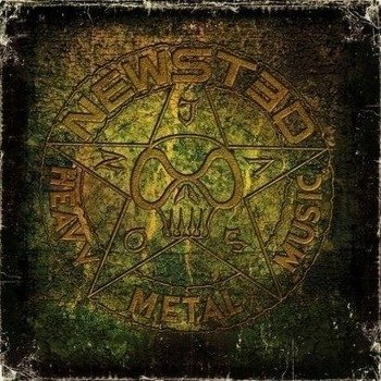 JASON NEWSTED: HEAVY METAL MUSIC (CD)