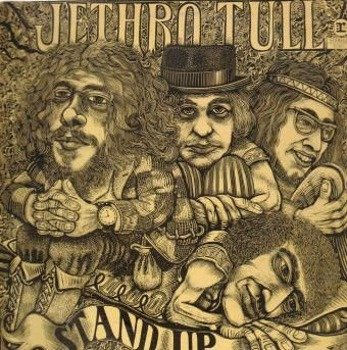 JETHRO TULL: STAND UP (CD) REMASTER