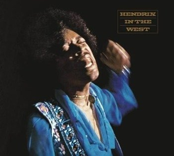 JIMI HENDRIX: IN THE WEST (CD) digipack