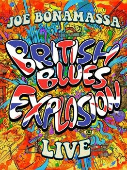 JOE BONAMASSA: BRITISH BLUES EXPLOSION (DVD)