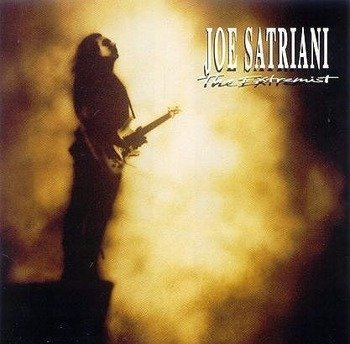 JOE SATRIANI : EXTREMIST (CD)
