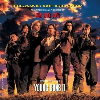 JON BON JOVI - BLAZE OF GLORY / YOUNG GUNS II (CD)