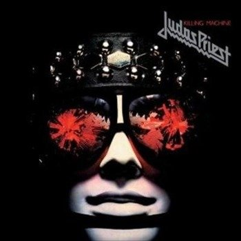 JUDAS PRIEST: KILLING MACHINE (LP VINYL)
