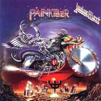 JUDAS PRIEST : PAINKILLER (CD)