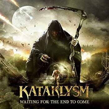 KATAKLYSM: WAITING FOR THE END TO COME (CD) LIMITED DIGIPACK