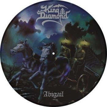 KING DIAMOND: ABIGAIL (PICTURE VINYL)