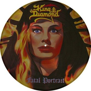 KING DIAMOND: FATAL PORTRAIT (PICTURE VINYL)