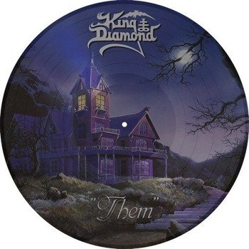 KING DIAMOND: THEM (PICTURE VINYL)