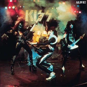 KISS: ALIVE! (LP VINYL)