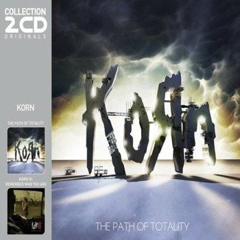 KORN: THE PATH OF TOTALITY / KORN III REMEMBER WHO YOU ARE (2CD)