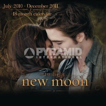Kalendarz NEW MOON EDWARD 2011