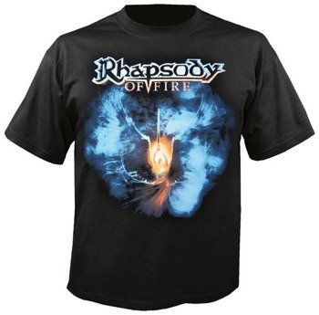 Koszulka RHAPSODY OF FIRE - THE FROZEN TOUR OF ANGELS