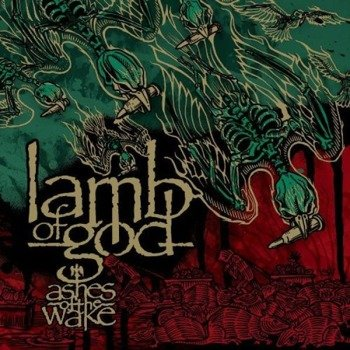 LAMB OF GOD : ASHES OF THE WAKE (CD)