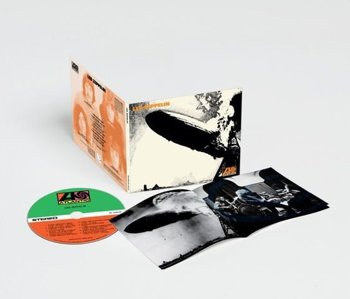 LED ZEPPELIN: I - REMASTERED (CD)