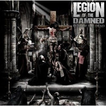 LEGION OF THE DAMNED: CULT OF THE DEAD (CD)
