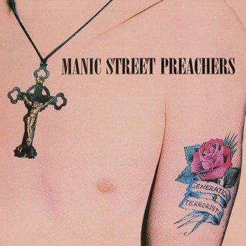 MANIC STREET PREACHERS : GENERATION TERRORISTS (CD)