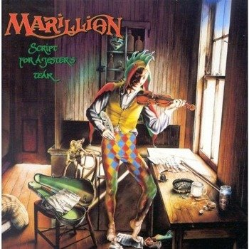 MARILLION: SCRIPT FOR A JESTERS TEAR (2CD)
