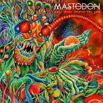 MASTODON: ONCE MORE ROUND THE SUN (CD)