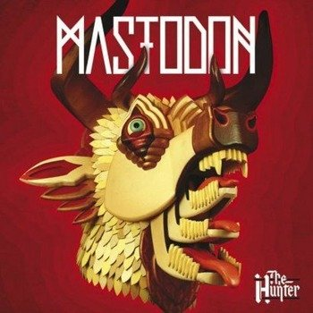 MASTODON:THE HUNTER (CD)