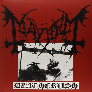 MAYHEM: DEATHCRUSH (LP VINYL)
