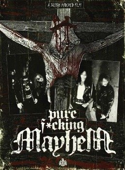 MAYHEM: PURE FUCKING MAYHEM (DVD) LIMITED