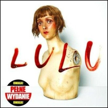 METALLICA, LOU REED: LULU (CD)