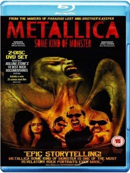 METALLICA: SOME KIND OF MONSTER (BLU-RAY+DVD)