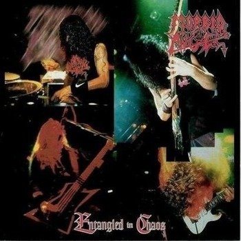 MORBID ANGEL: ENTANGLED IN CHAOS (CD)