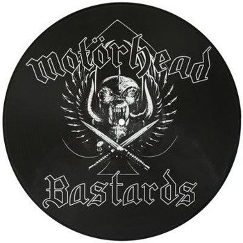 MOTORHEAD: BASTARDS (PICTURE LP VINYL)