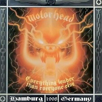 MOTORHEAD: EVERYTHING LOUDER THAN EVERYONE ELSE (2CD)