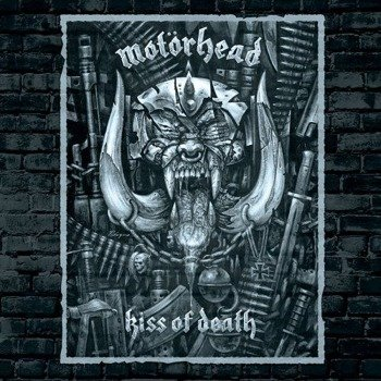 MOTORHEAD: KISS OF DEATH (LP VINYL)