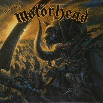 MOTORHEAD: WE ARE MOTORHEAD (LP VINYL)