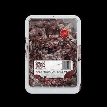 NAPALM DEATH: APEX PREDATOR - EASY MEAT (CD)