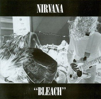 NIRVANA: BLEACH (CD)